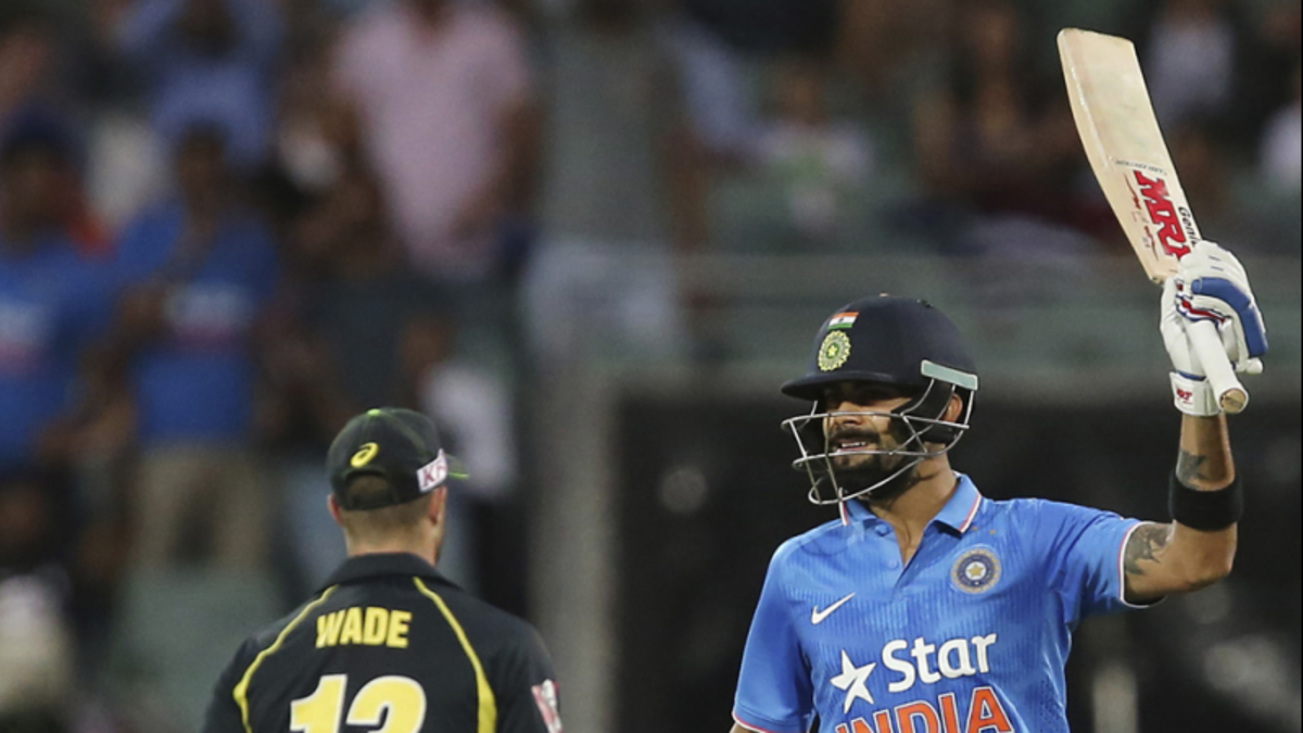 From Kohli's Adelaide affair to Krunal's sizzling Sydney spell: India's 5 best T20 displays in Oz