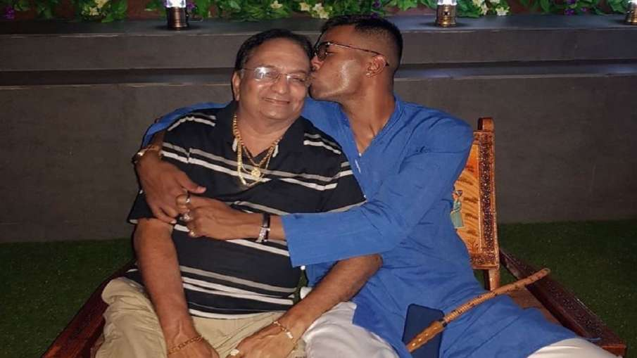 Watch: Hardik Pandya pays tribute to late father, shares touching video