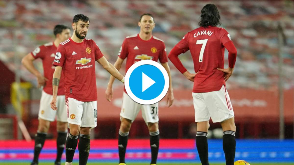 Watch: Manchester United slump to surprise loss against bottom-placed Sheffield United in EPL