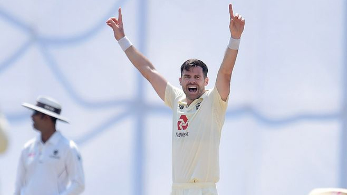 SL vs ENG: James Anderson takes 30th five-wicket haul in Tests, goes past Glenn McGrath