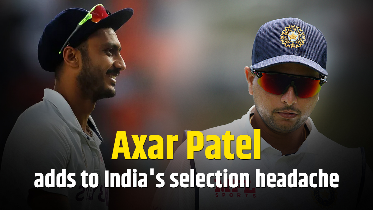 IND vs ENG | Axar Patel adds to India's selection headache, tough road ahead for Kuldeep, Washington