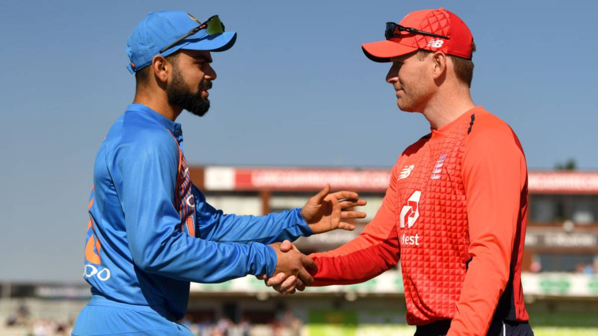 India vs England | ODI series to be played behind closed doors