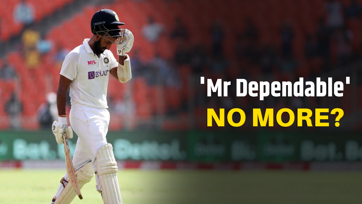 Chinks in Cheteshwar Pujara's armour: Why is India's 'Mr Dependable' struggling against spin?