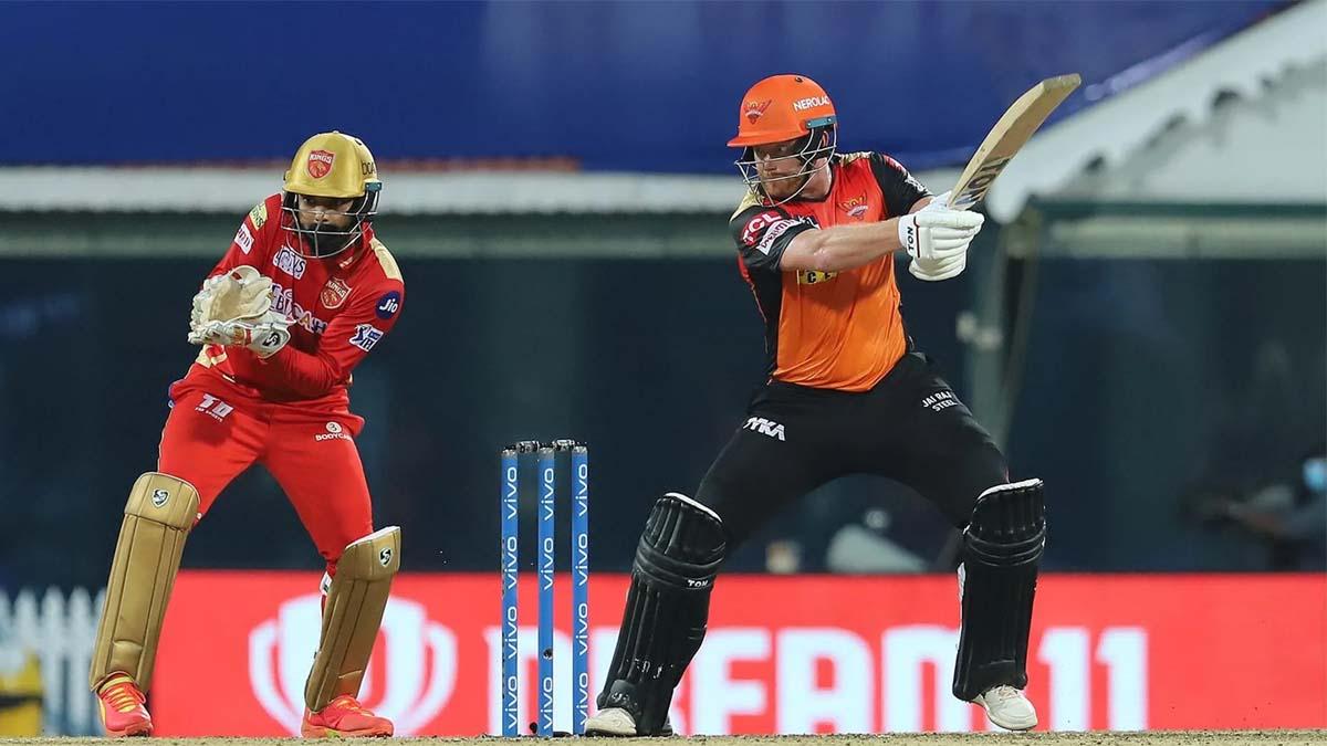 IPL 2021   Bowler, Jonny Bairstow shine as SRH outclass Punjab Kings by nine wickets