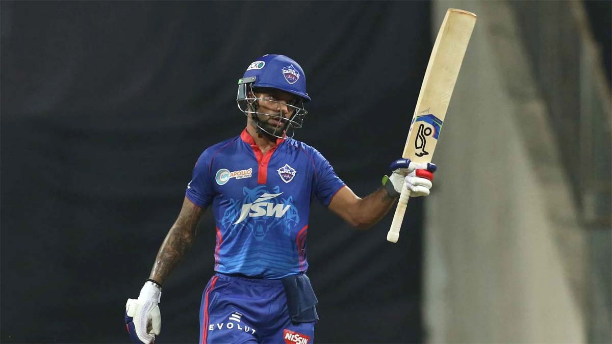 IPL 2021 | Started taking more risks, worked on a few shots: Dhawan on improving his T20 strike rate
