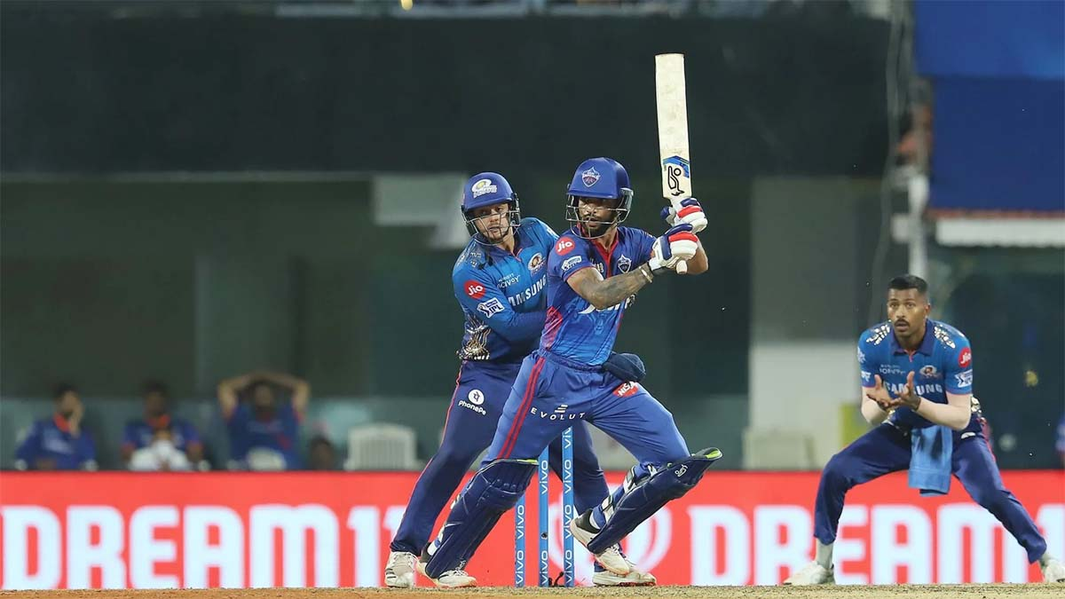 IPL 2021 | Delhi Capitals survive tense chase to beat Mumbai Indians by 6 wickets in Chennai