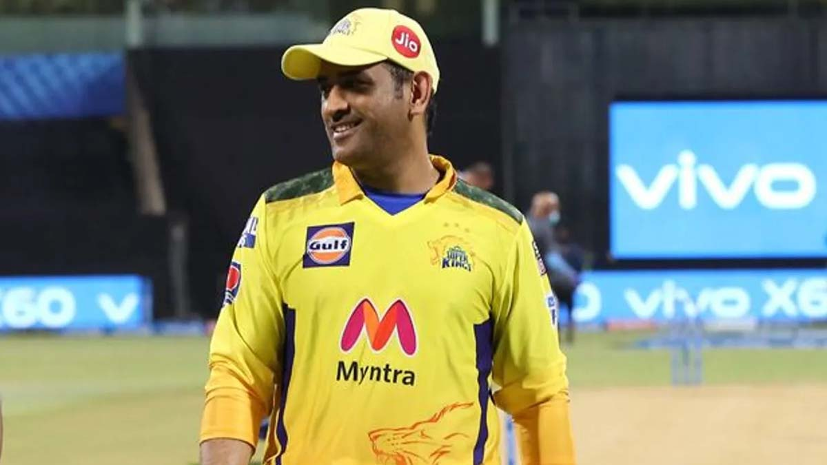 IPL 2021 | MS Dhoni becomes first captain to lead a single T20 team in 200 matches