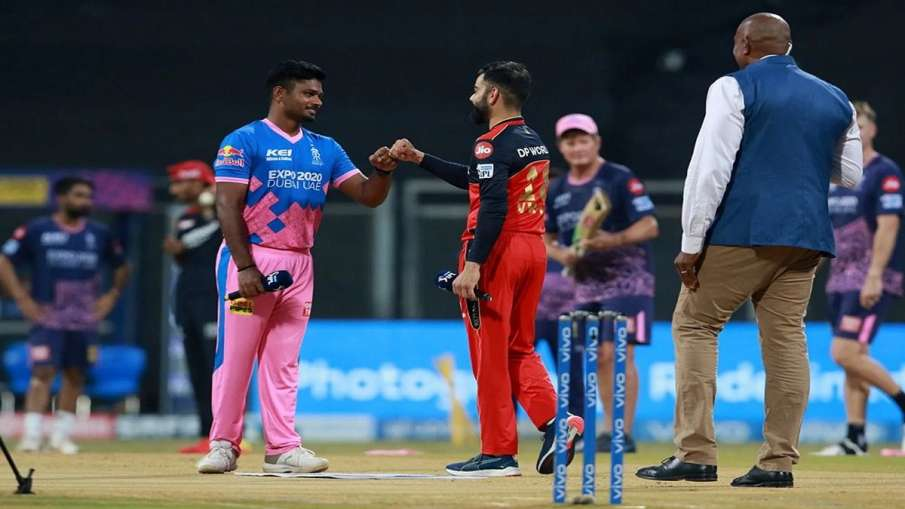 IPL 2021 | Richardson replaces Patidar as RCB elect to bowl against RR; See Full Playing XI