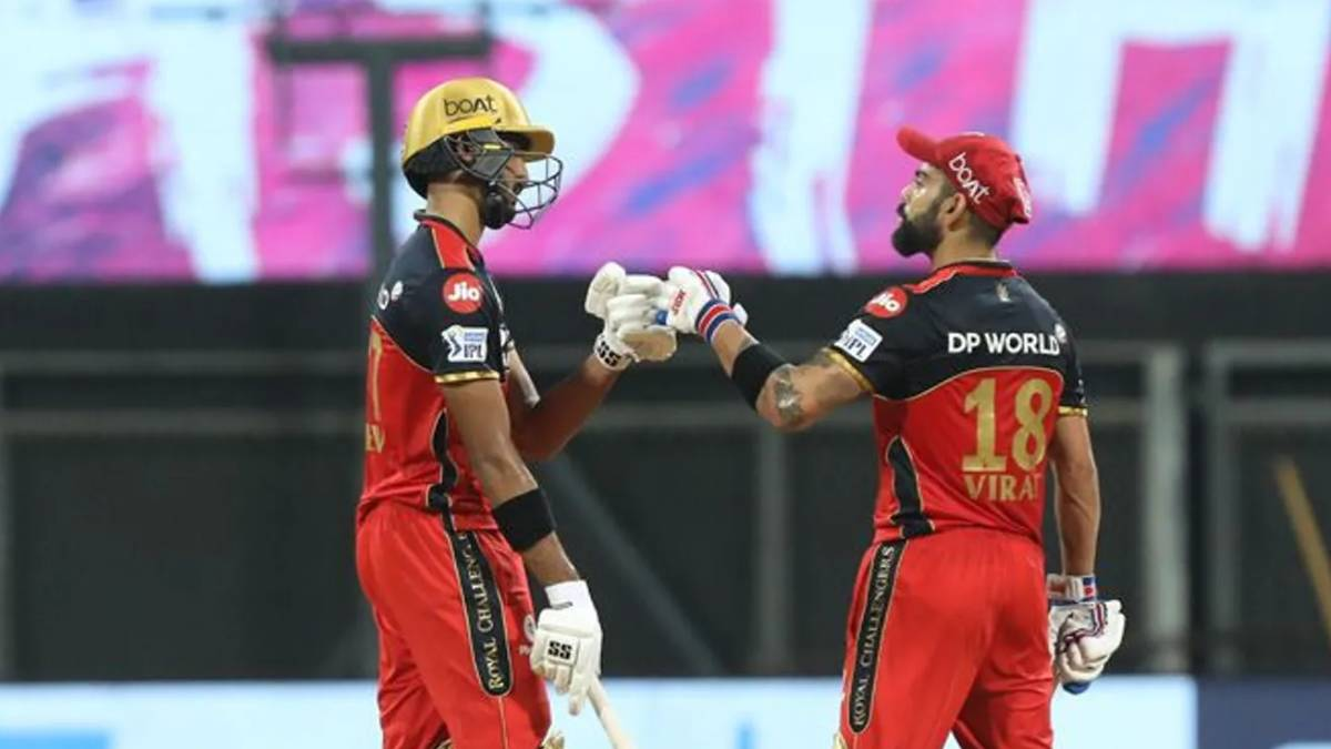 IPL 2021: Had best seat in the house tonight, Virat Kohli on Padikkal's firework
