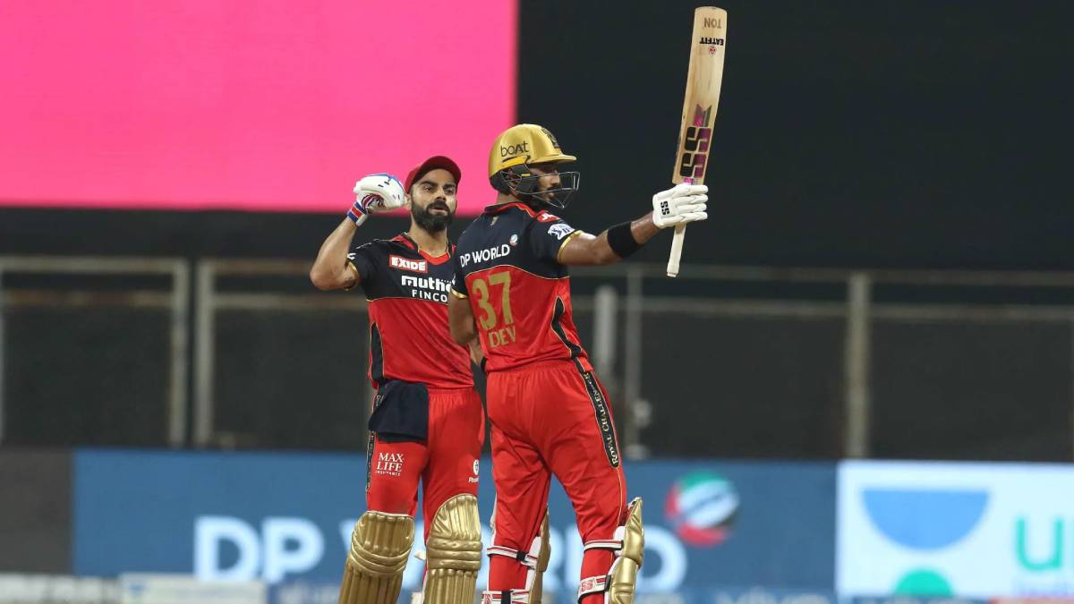 IPL 2021: Ton-up Paddikal and Virat Kohli steer RCB to comfortable 10-wicket win over RR