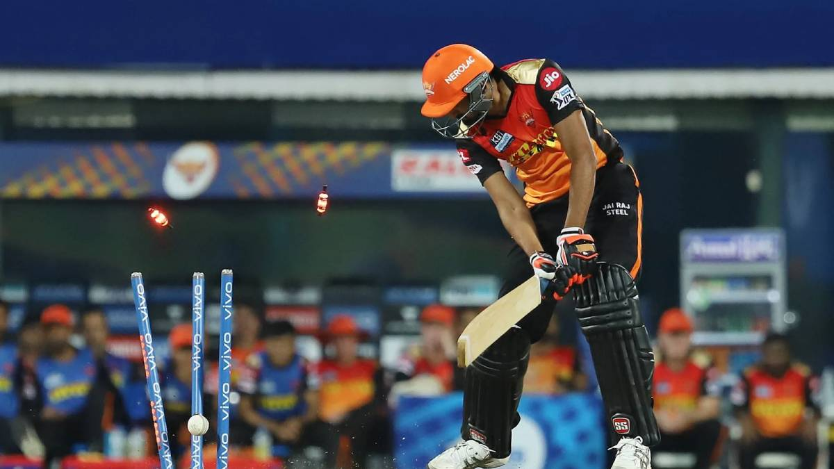 IPL 2021 | SRH suffer another dramatic collapse as MI turn it around in Chennai
