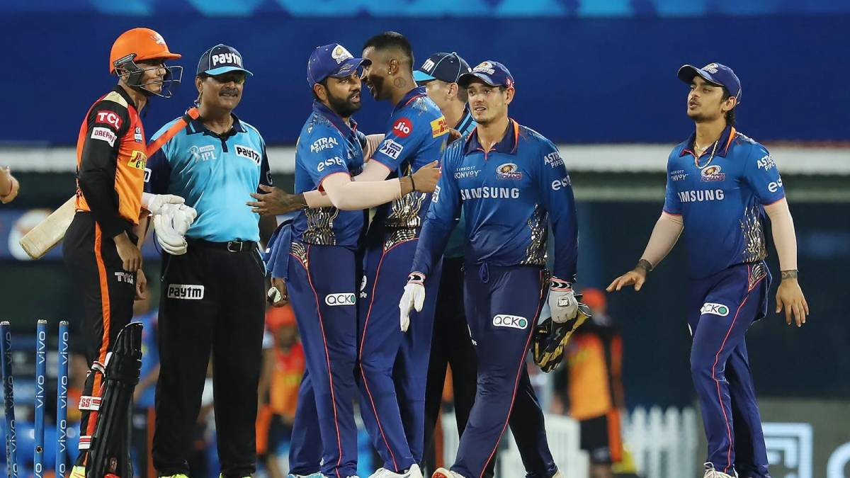 IPL 2021 | 'We knew it wasn't going to be easy': Rohit heaps praise on Mumbai Indians' bowling unit