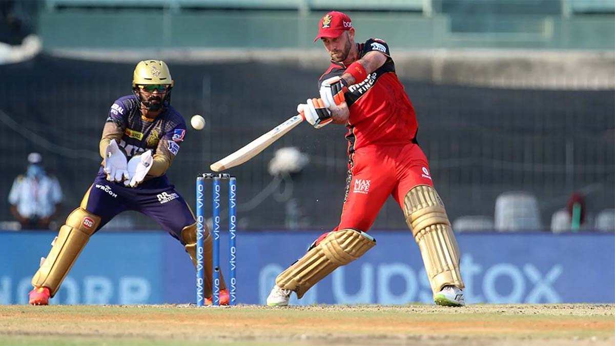 IPL 2021 | Talking points from RCB vs KKR game: What's working for Glenn Maxwell at RCB?