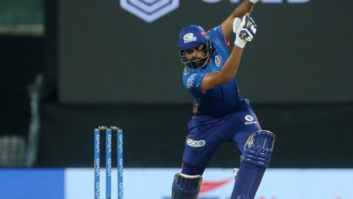 IPL 2021: Rohit Sharma fined Rs 12 lakh for MI's slow over-rate