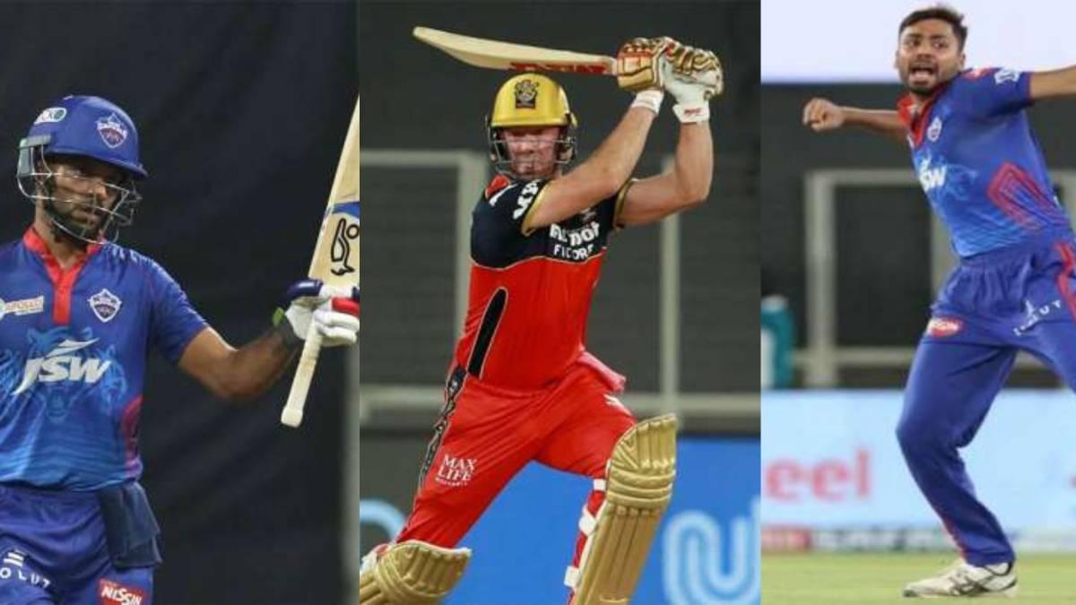 India TV's IPL 2021 Team of the Season