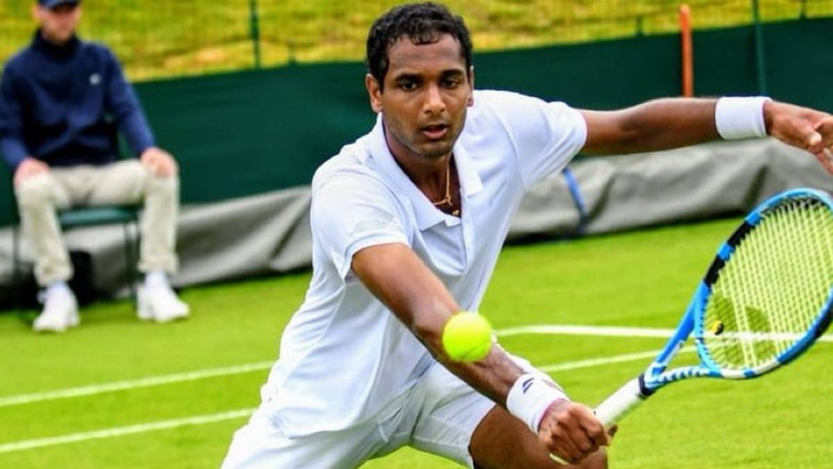 Wimbledon 2021: Ramkumar Ramanathan fights hard but yet again fails to enter Grand Slam main draw