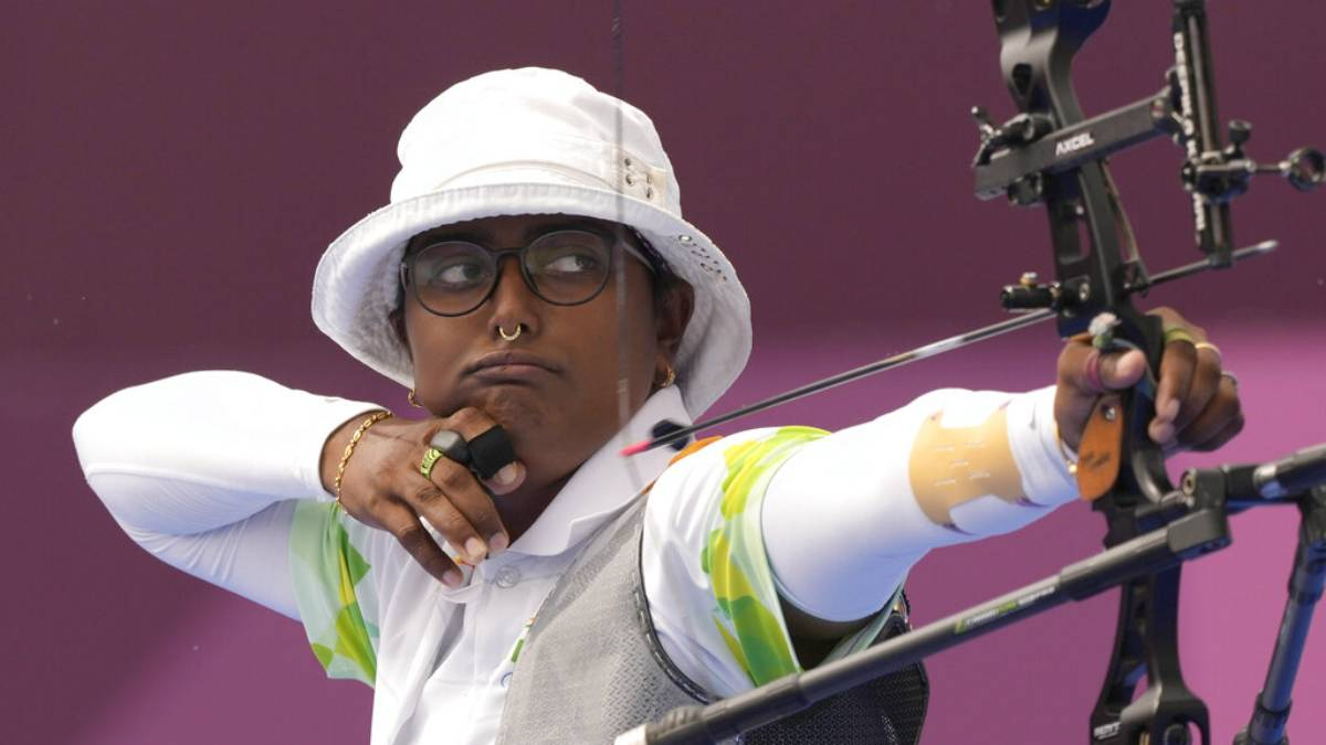 Archery: Another Olympic heartbreak for Deepika Kumari, crashes out in quarters