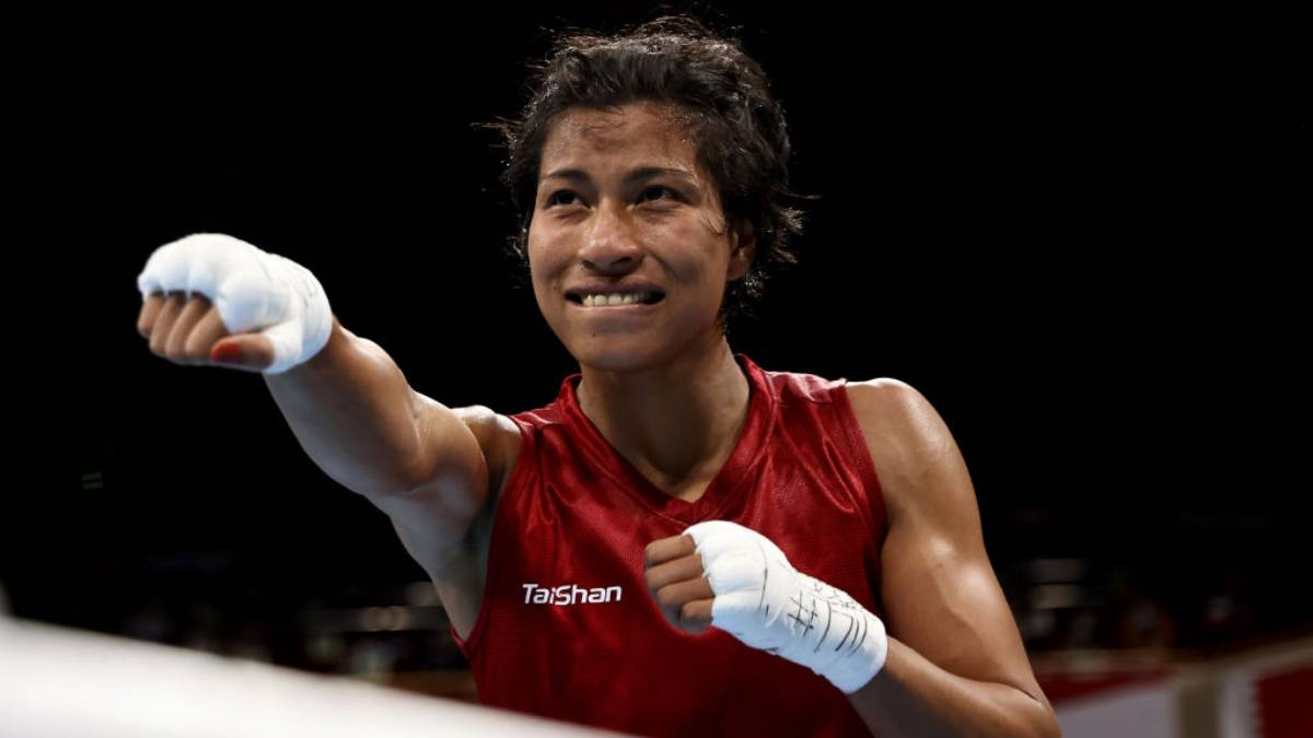 Boxing: Lovlina Borgohain assures India of Olympic medal, storms into semis