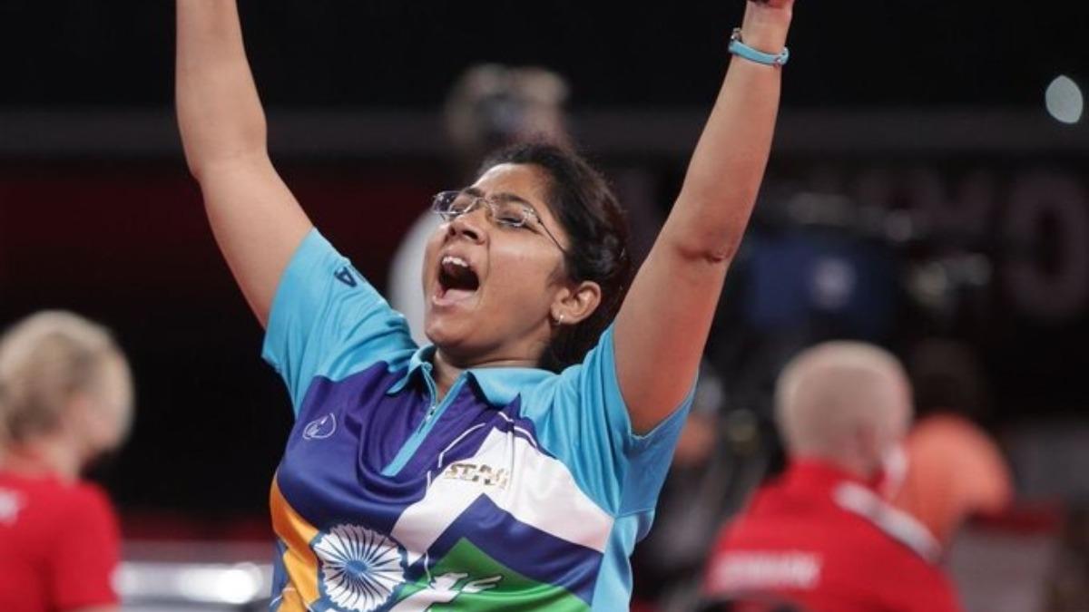 Indian Paralympic Winners | Bhavinaben Patel | KreedOn