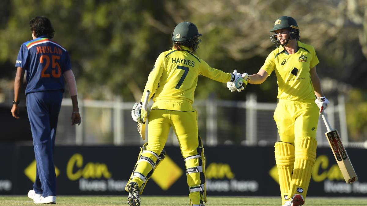 AUS-W vs IND-W: Australia thrash India by nine wickets in 1st ODI
