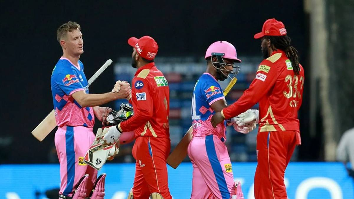 IPL 2021: PBKS vs RR - Battle of explosive top-orders