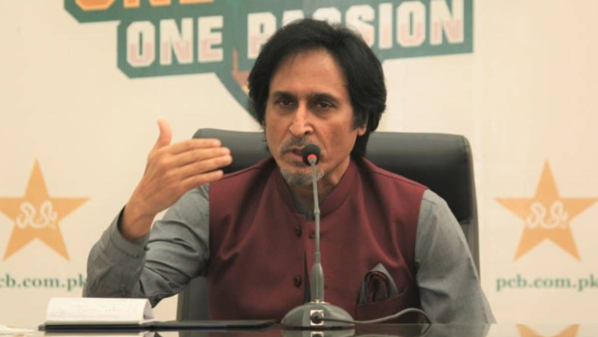 Ramiz Raja disappointed with England and New Zealand for dropping Pakistan tour