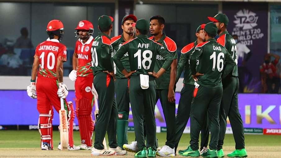 Oman vs Bangladesh T20 World Cup 2021: Bangladesh stay alive, beat Oman by 26 runs