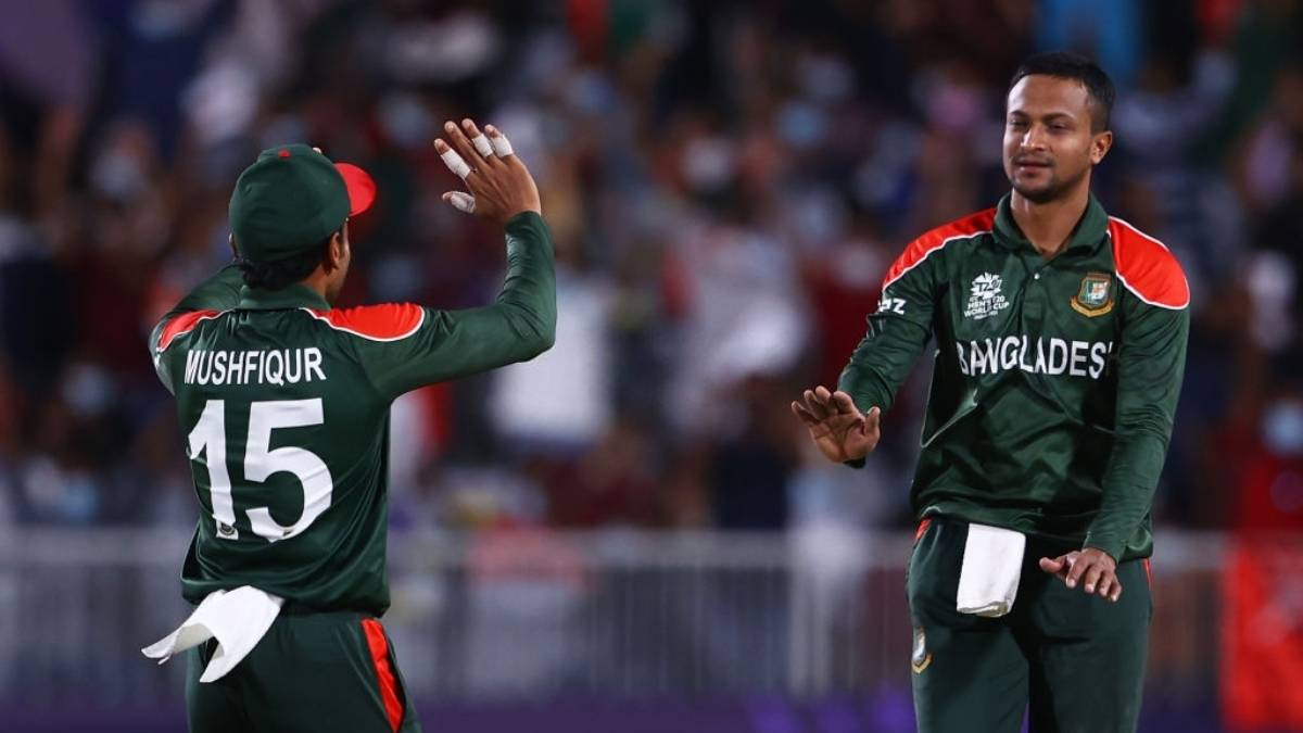 BAN vs SCO T20 World Cup: Shakib surpasses Malinga to become leading wicket-taker in T20Is