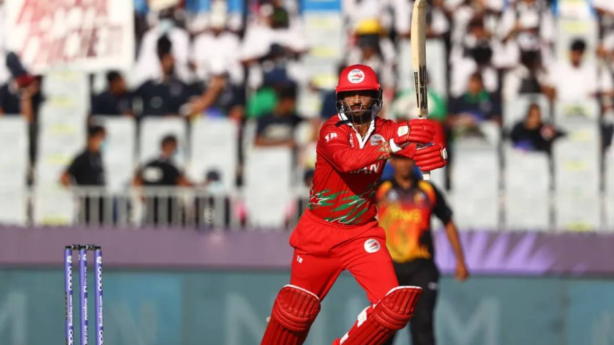 T20 World Cup: Oman off to winning start, beat PNG by 10 wickets