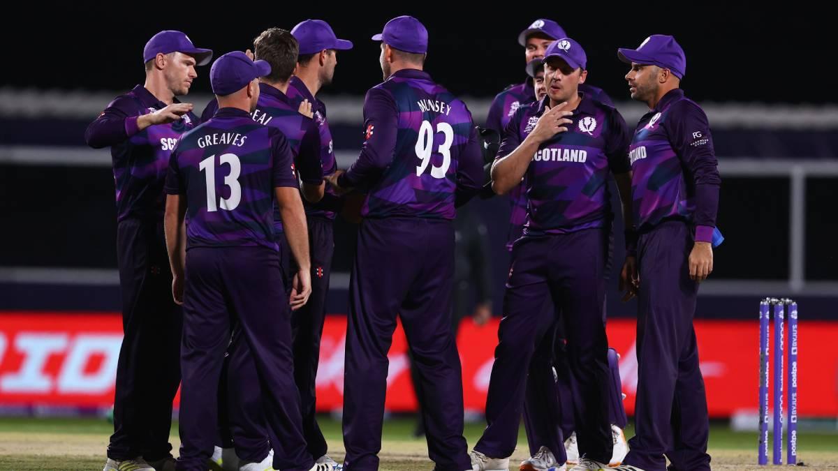 T20 World Cup: Scotland stun Bangladesh by 6 runs in first round